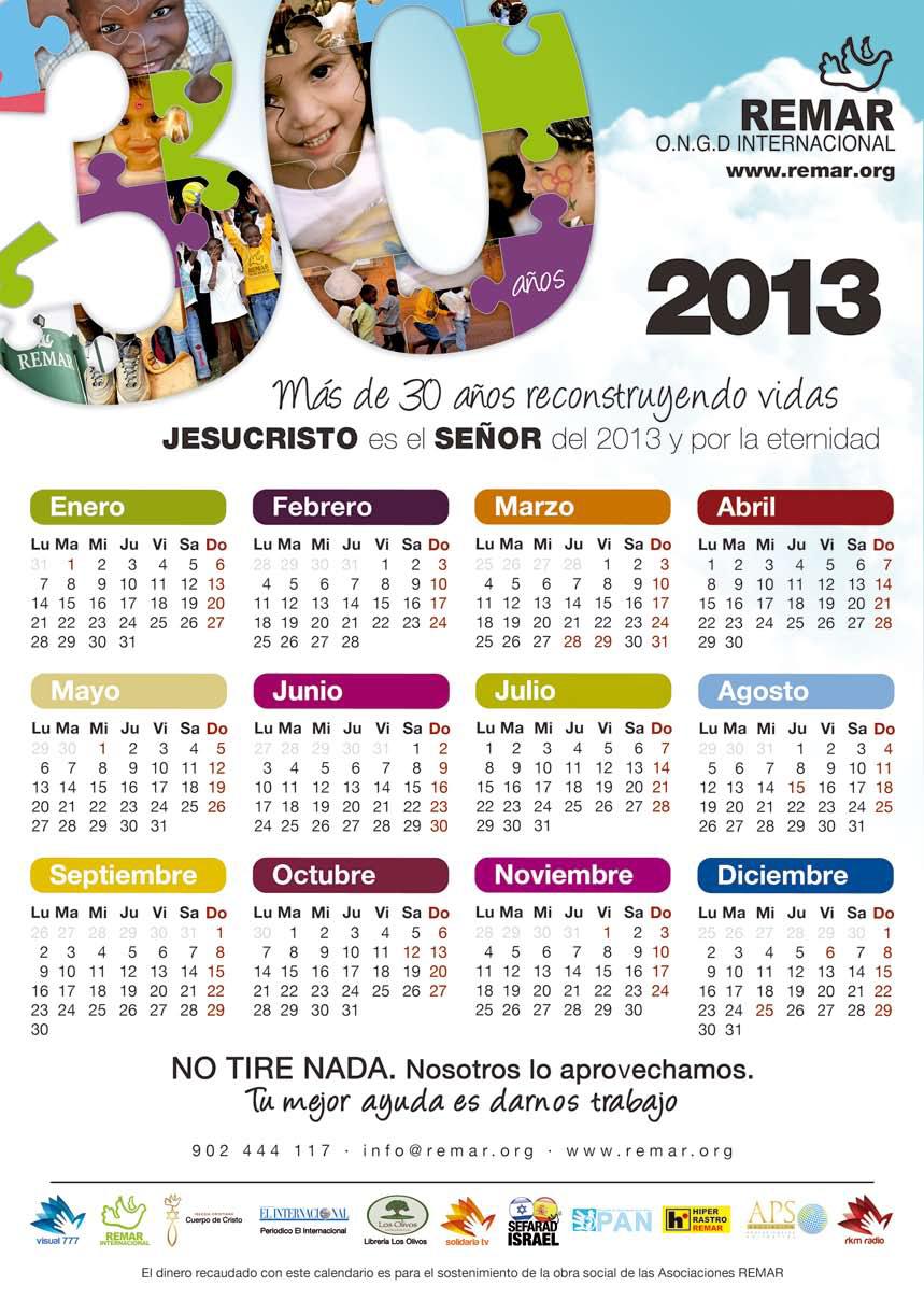 """""""calendario"""