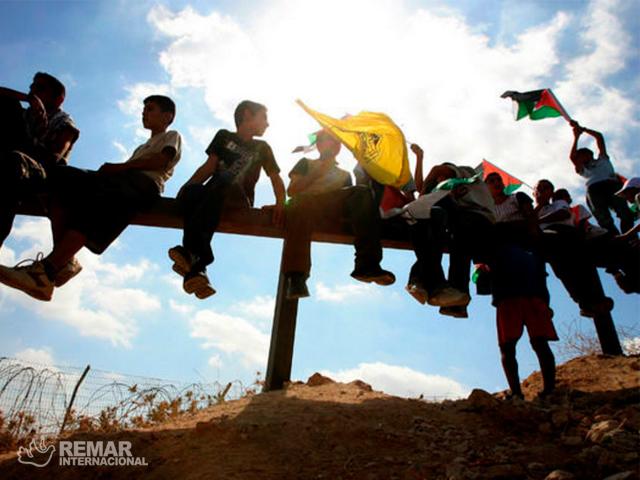 Niños-palestinos-ONGD-Remar