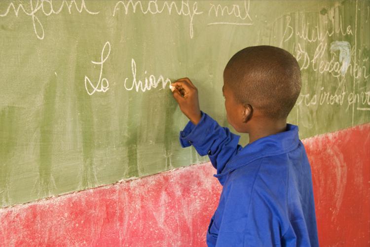 Remar ONG programa atención a la infancia, educación