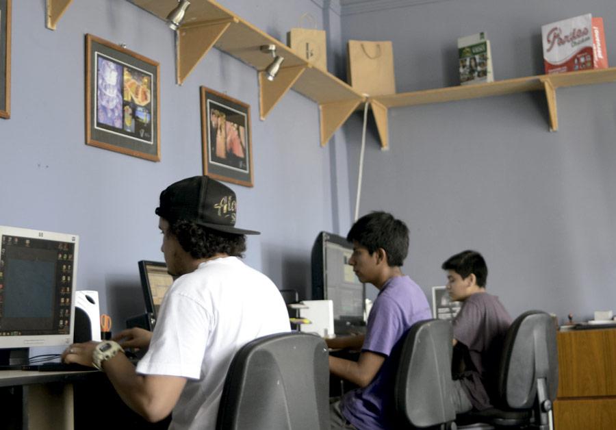 taller informatica ong remar en peru