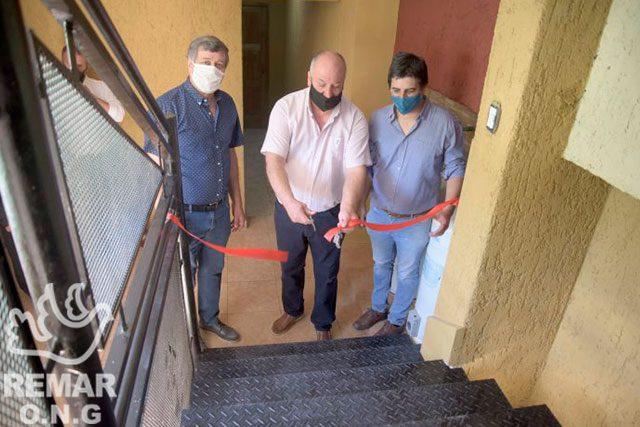 Inauguración de nuevas instalaciones